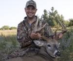 Brad's 2008 Kansas Muzzleloader Buck