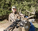 Brad's 2009 Kansas Whitetail