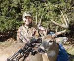 Brad's 2009 Kansas Whitetail